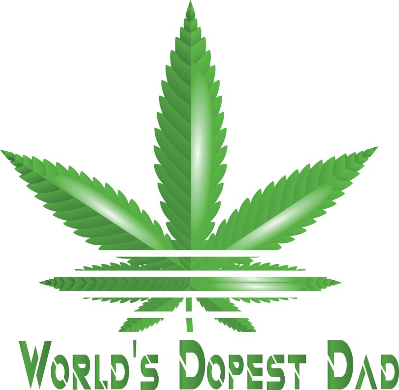cannabis father's day
