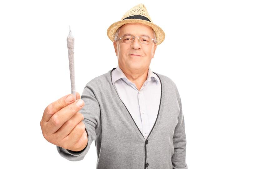 seniors and cannabis