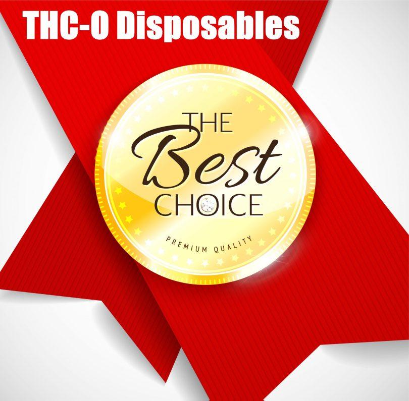 THC-O Disposables
