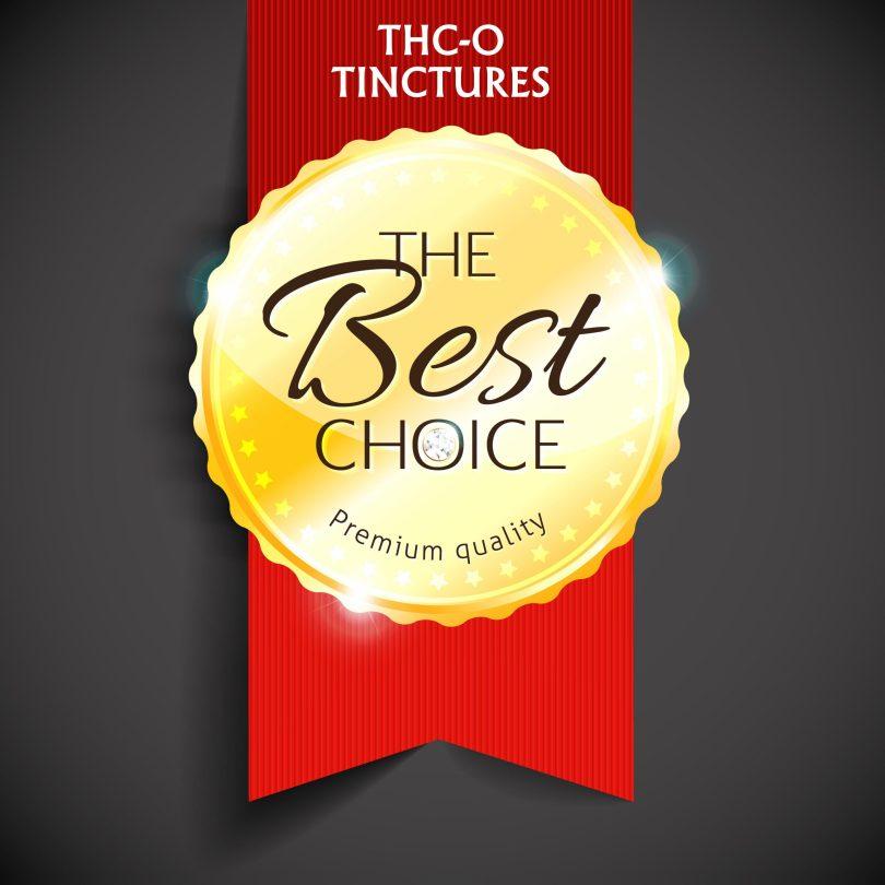 THC-O Tinctures