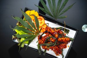 cannabis-infused barbecue sauce