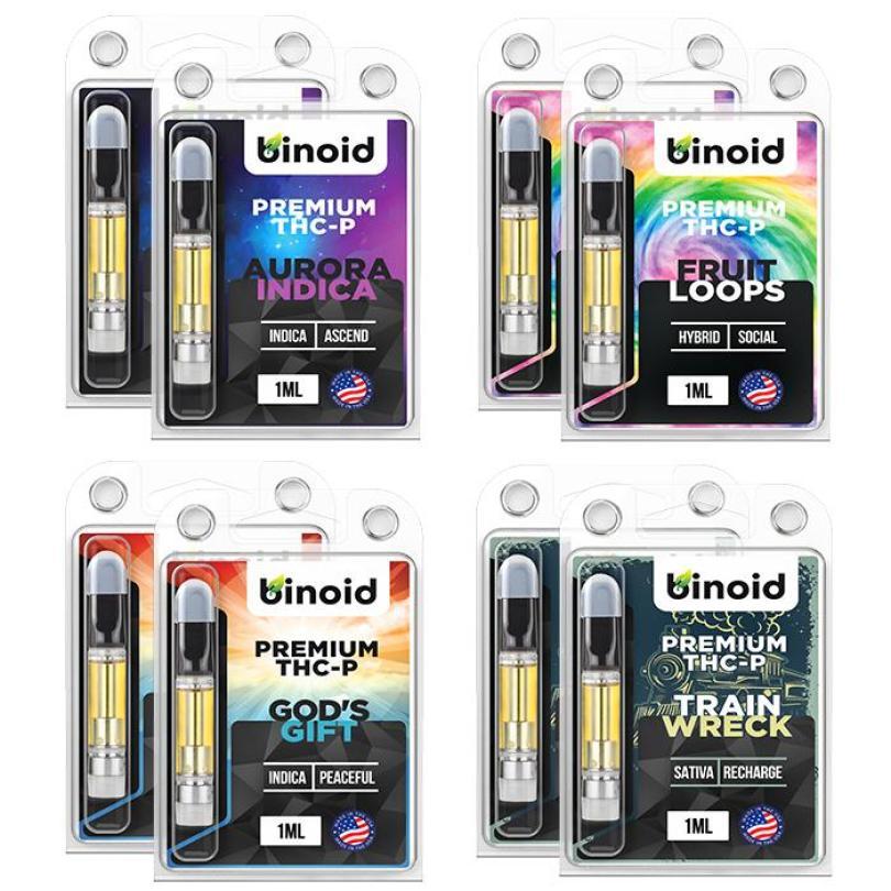 Premium THCP Vape Cartridges - Special Bundle