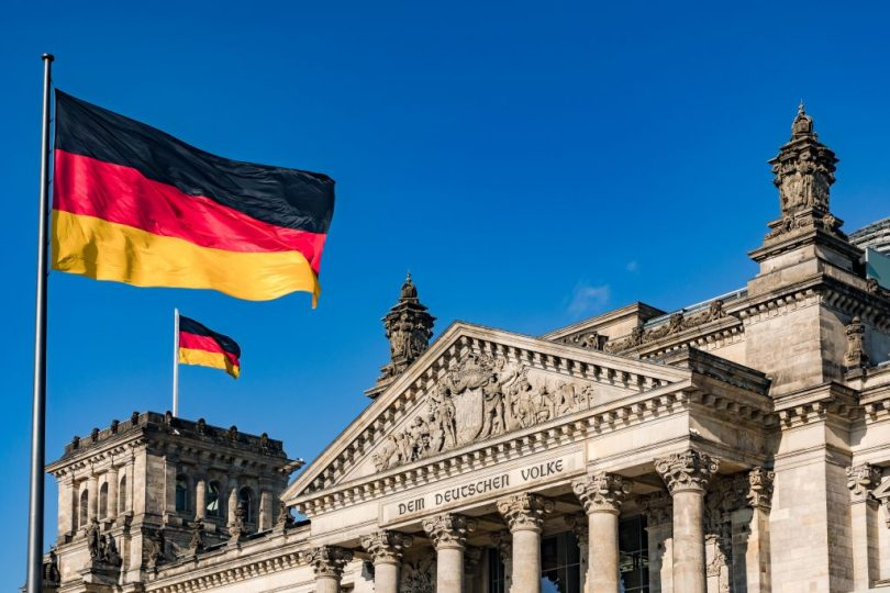 Germany parliament elections