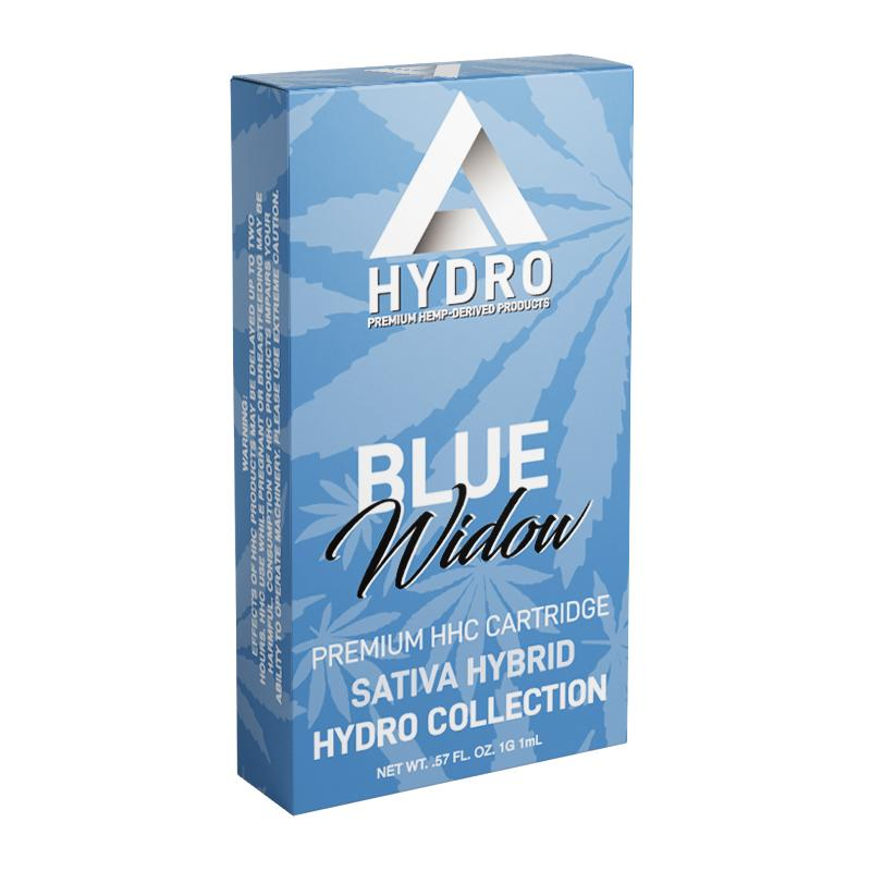 blue widow HHC Hydro Collection
