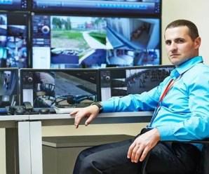 Monitor de CFTV