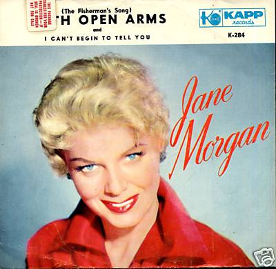 Jane Morgan - With Open Arms