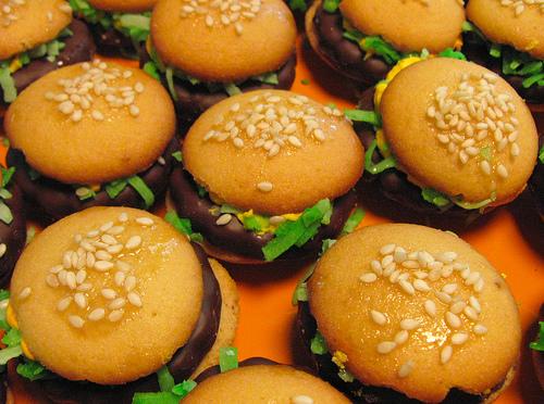 Hamburgers Galore