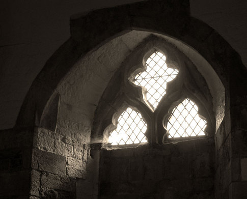 Glastobury Kitchen Window
