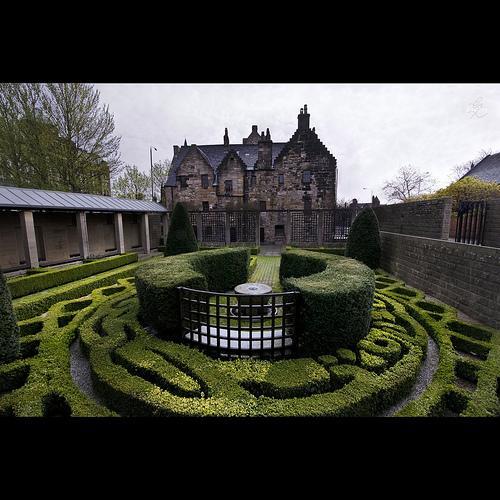 Monastic Gardens 10