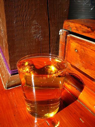 A Glass of Mead (Photo credit: Jenn Larsen)