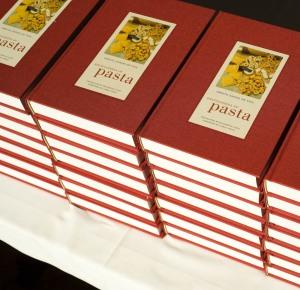 Pasta encyclopedia cover