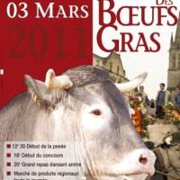 Boeuf Gras, or, Fat Bull = Fat Tuesday