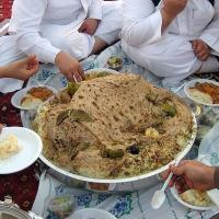 Arab Food and Cuisine -- Inspirations