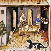 At the Table of the Monks: Cheese, Of Course (Part V)