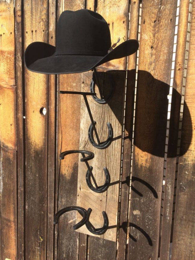 hat shelves ideas