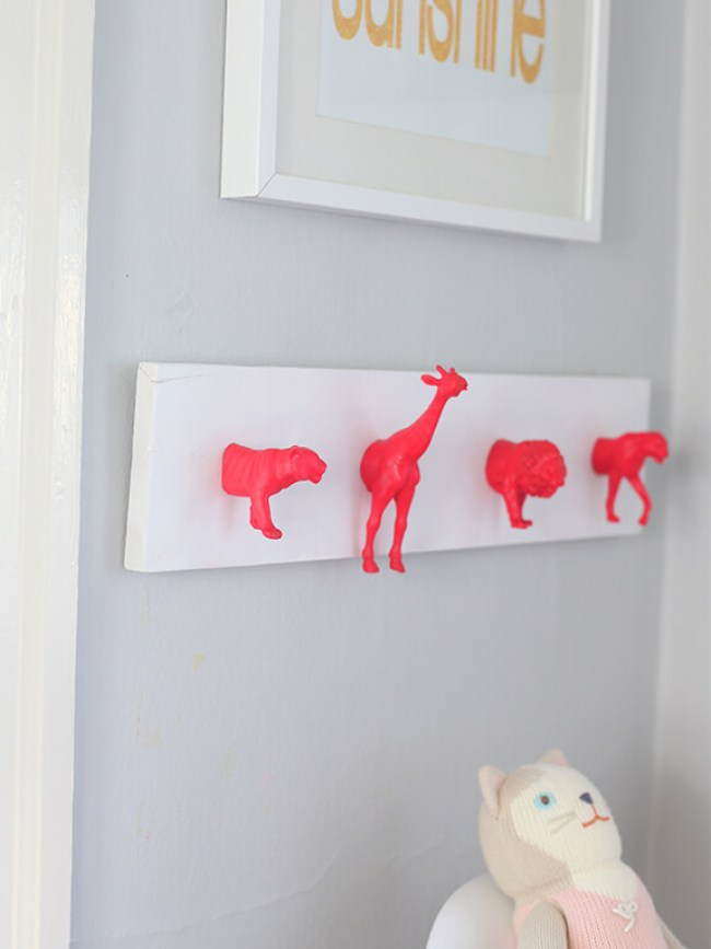 diy coat and hat rack ideas