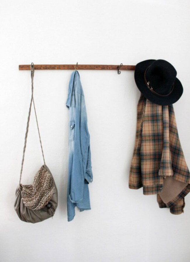 hat and coat rack ideas