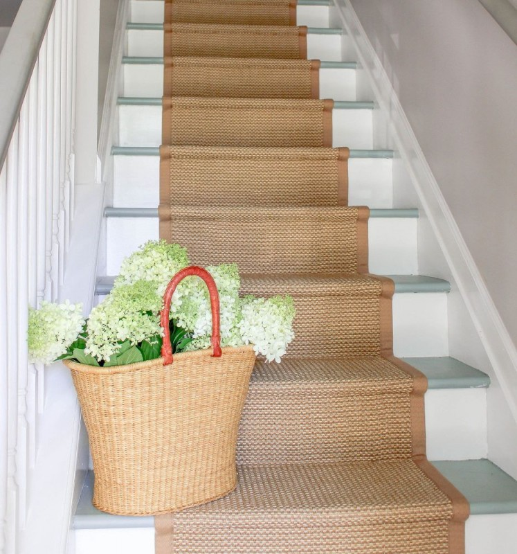 Coordinating Look Staircase