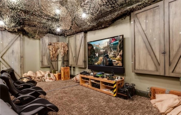 awesome video game room ideas