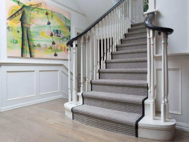 Classic and Subtle Staircase