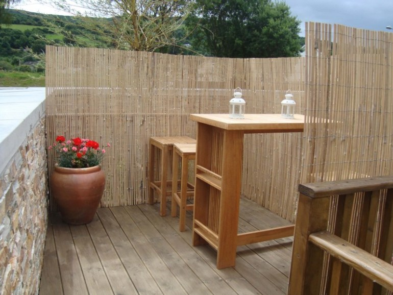 bamboo garden screening ideas