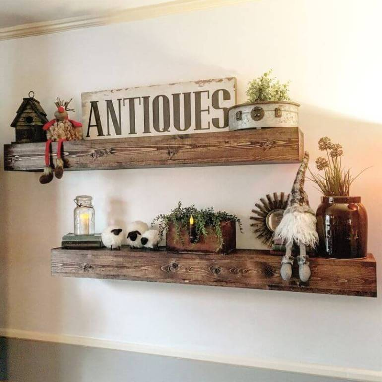 Rustic Decor Ideas Diy: (25+) DIY Rustic Home Decor Ideas You Can Do Yourself