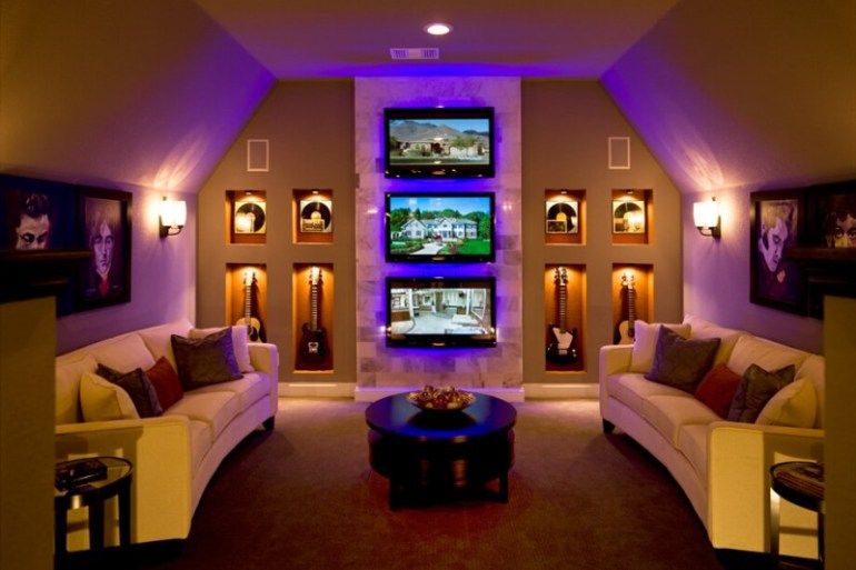 20 Amazing Bonus Room Ideas To Make It Well Functioned
