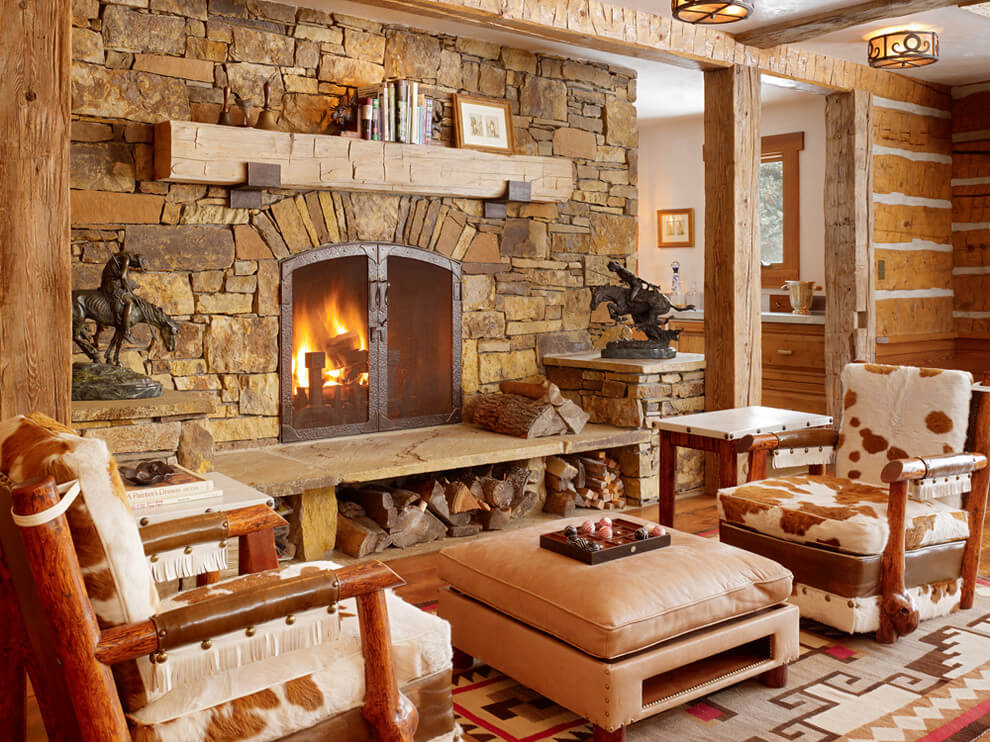 (25+) DIY Rustic Home Decor Ideas You Can Do Yourself ... on Rustic Traditional Decor  id=57276