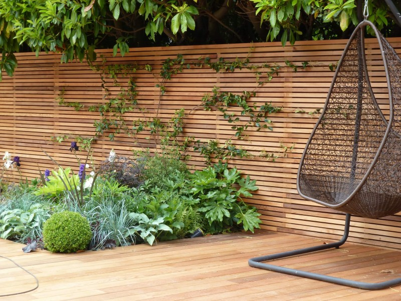 15 garden screening ideas for creating a garden privacy