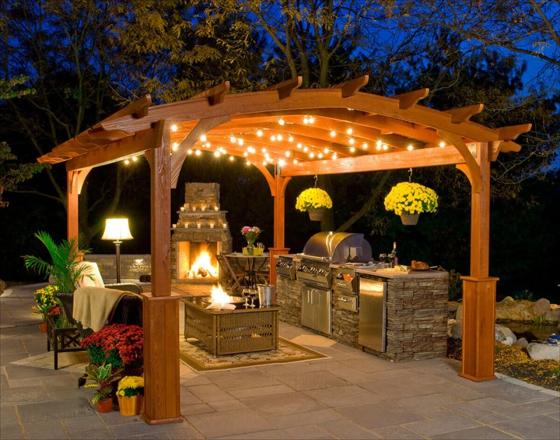 20 Outdoor Kitchen Design And Ideas That Will Blow Your Mind