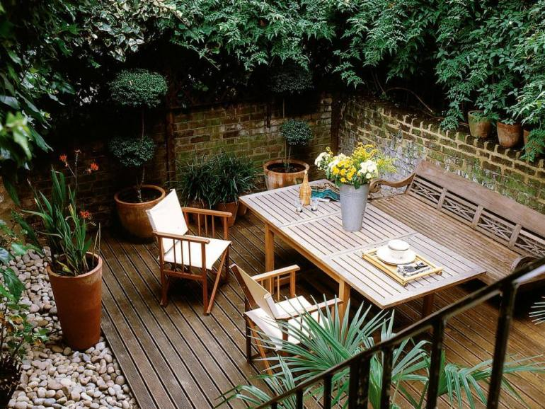 garden decking ideas ireland