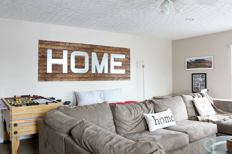 20 rustic wall decor ideas to help you add rustic beauty - Home decor help photos ...