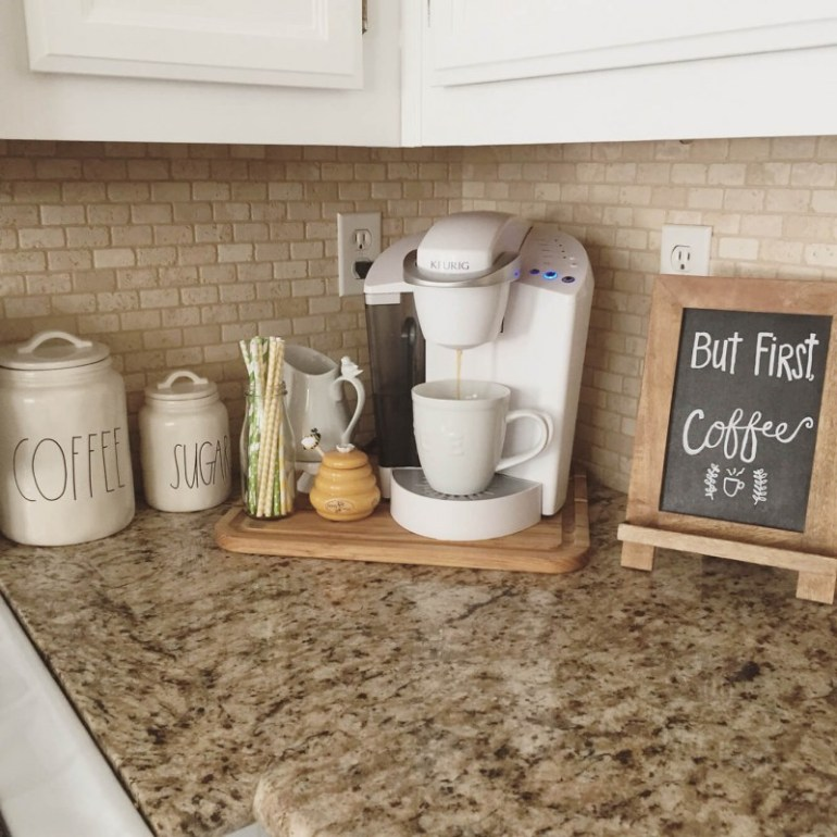 office coffee station design ideas