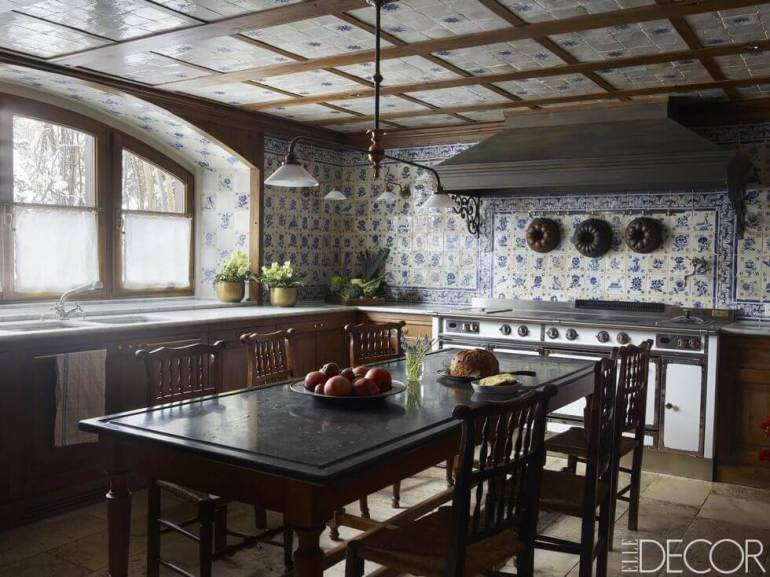 Farmhouse Kitchen Swiss Simplicity