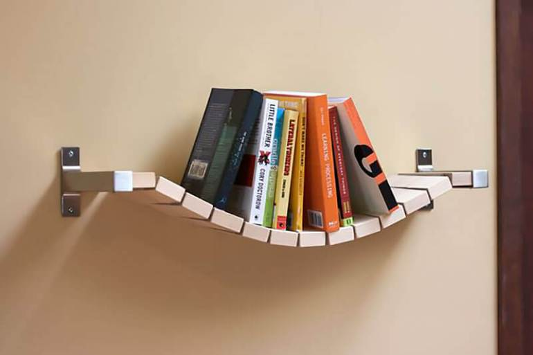 27 Best Diy Bookshelf Ideas To Decorate Room And Organize Your Books