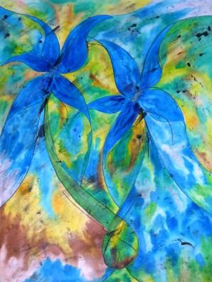 Gehring Bouquet, 18x24 [2-2011] [Megan Gehring]