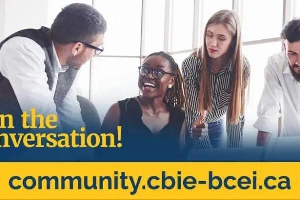 The Canadian Bureau for International Education is launching an online community hub