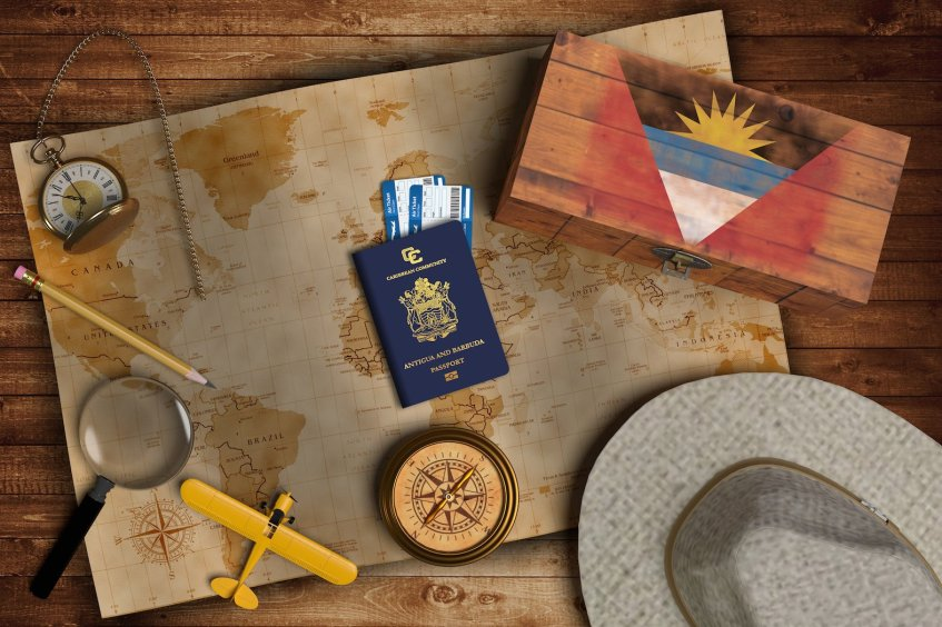 second passport antigua barbuda caribbean