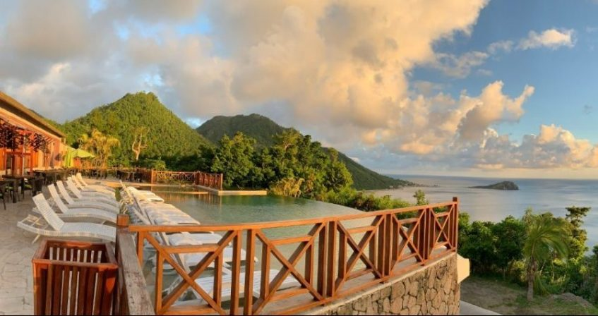 Dominica Jungle Bay Resort villas CBI approved