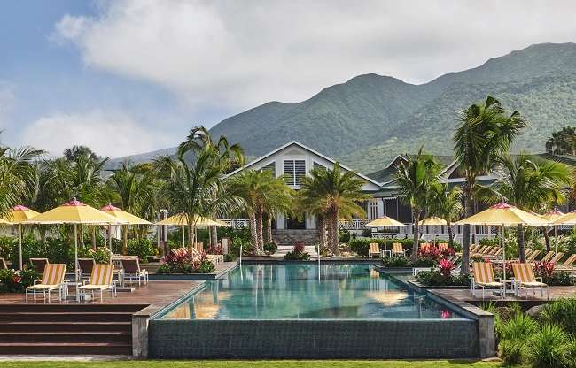 Four Seasons Nevis Saint Kitts villa sales
