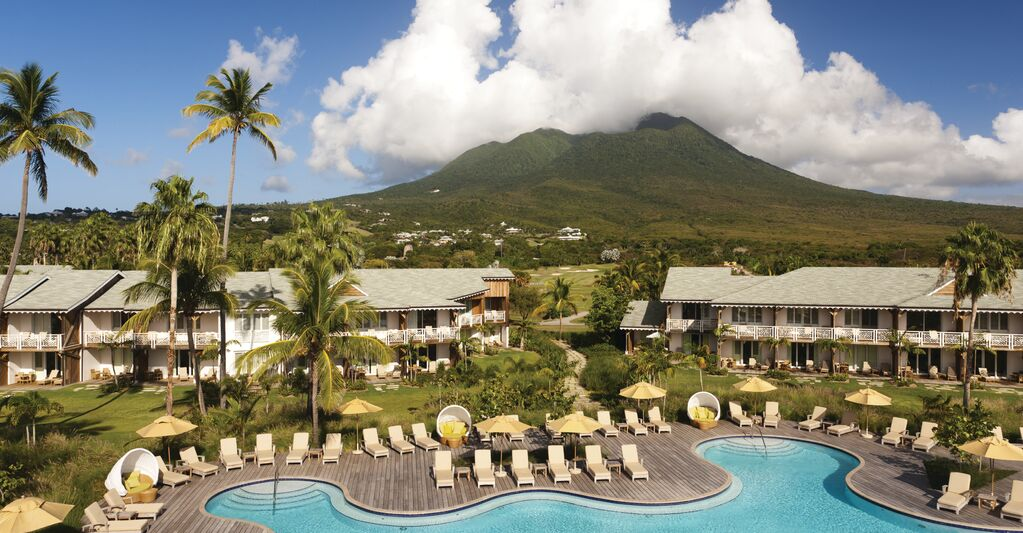 Four Seasons Nevis Saint Kitts sales villas surge
