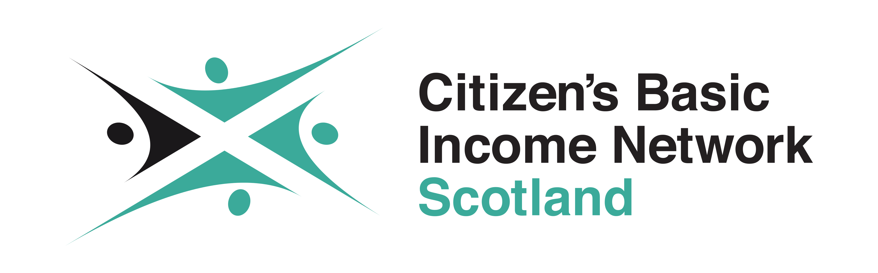 Citizen's Basic Income Network Scotland logo