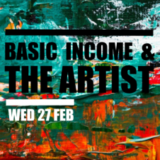 Basic Income and the artist