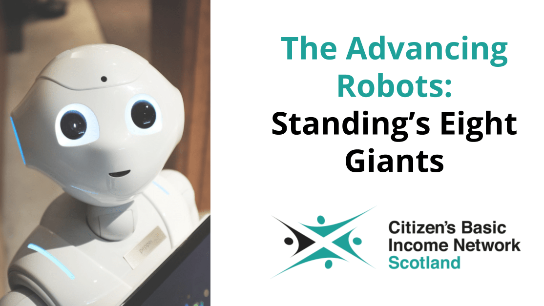 The Advancing Robots: Standing's Eight Giants