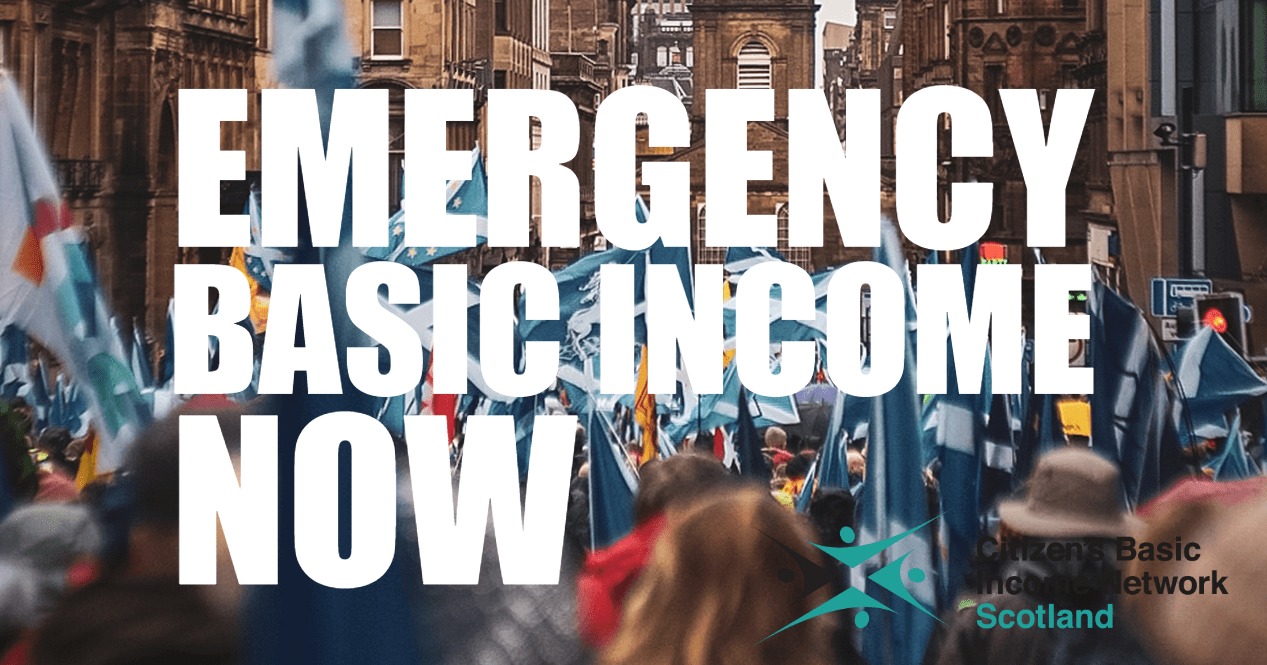We need an emergency Basic Income now