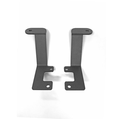 FORD F150 RAPTOR DITCH LIGHT BRACKETS