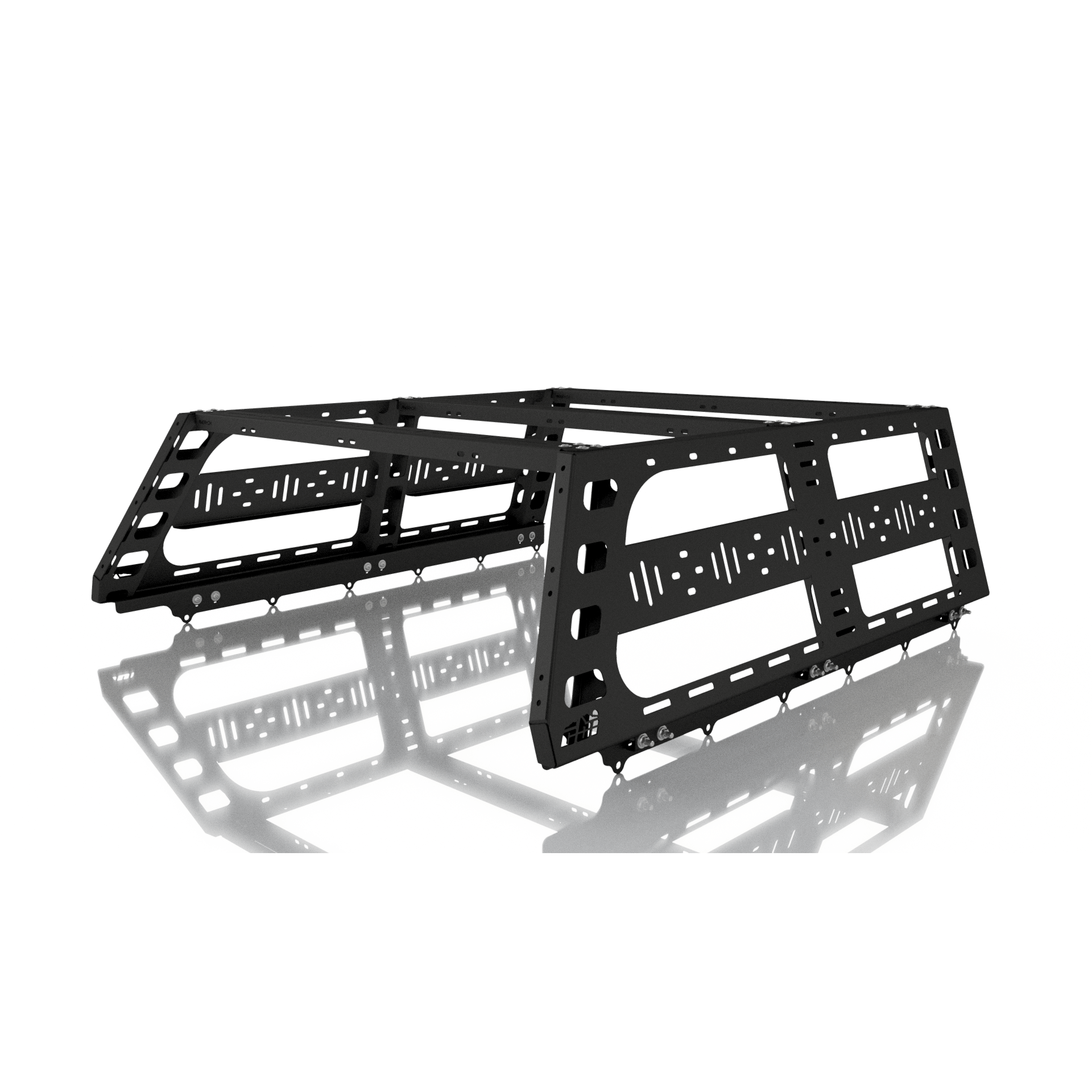 ford ranger cab height bed rack 2019 2021