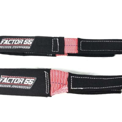 Factor 55 Shorty Straps II & III