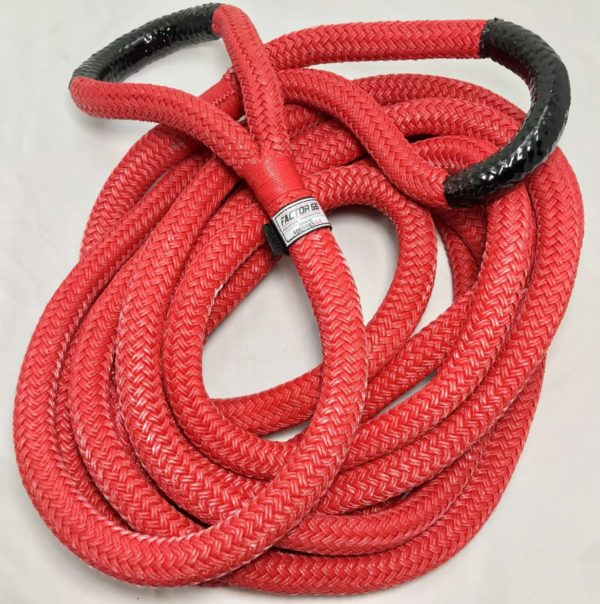 Factor 55- Extreme Duty Kinetic Energy Rope 7/8″x30′