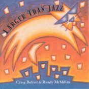 Larger Than Jazz by Jazz for Youth
